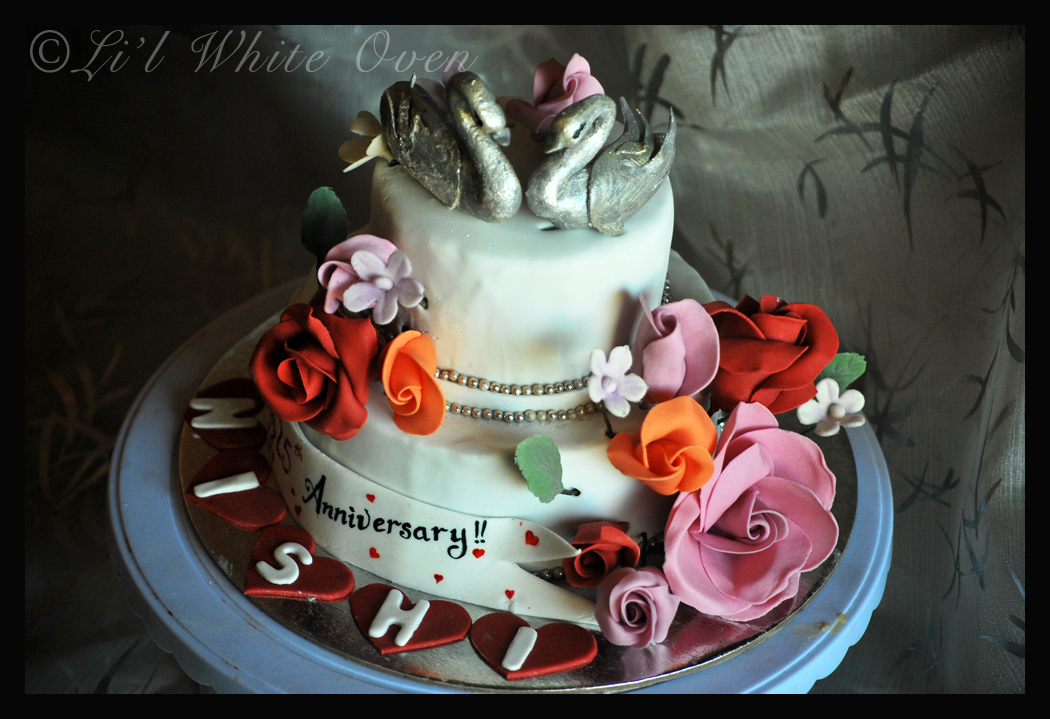 Cake Images With Name Gauri : APAD. Day 21. My creations. Mind Brew